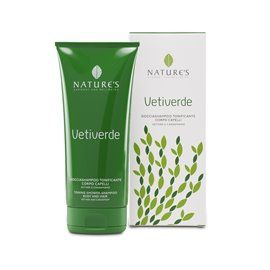 Nature's Vetiverde DocciaShampoo Tonificante 200 ml