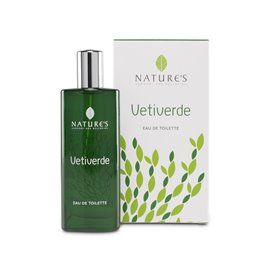Nature's Vetiverde Eau de Toilette 50 ml