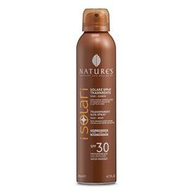 Nature's I Solari Spray TRASPARENTE SPF 30 200 ml