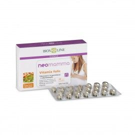 NeoMamma Vitamix Folic - 40 tav. NEW