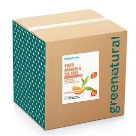 Bag 10kg piatti arancio e tea tree bio