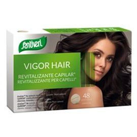 VIGOR HAIR compresse 40gr.