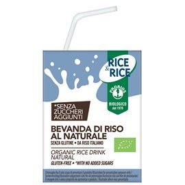 Bevanda riso natural bio 200ml