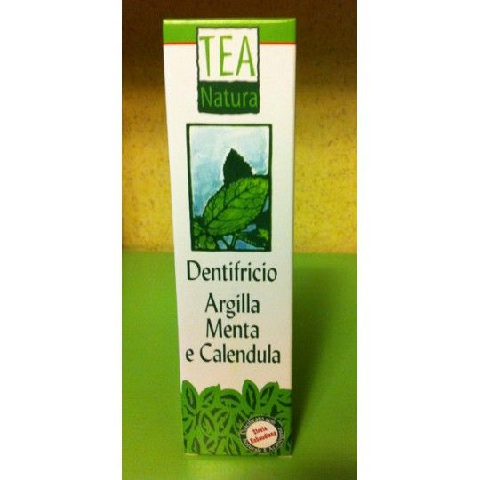 Tea Natura Dentifricio Argilla Menta 75ml