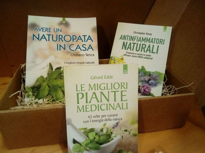 set regalo medicina naturale